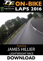 TT 2016 On-Bike Lightweight Race James Hillier Download