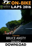 TT 2016 On-Bike Zero Race Bruce Anstey Download