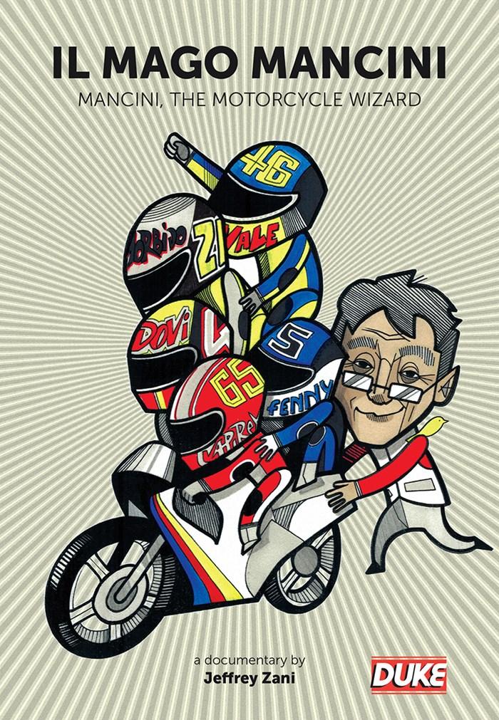 Mancini, The Motorcycle Wizard Download : Isle of Man TT Shop