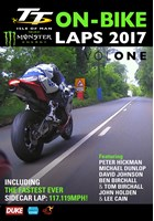 TT 2017 On-Bike Vol 1 DVD