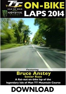 TT 2014 On-bike Laps Bruce Anstey Senior Download