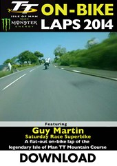 TT 2014 On-bike Guy Martin Superbike Race Download