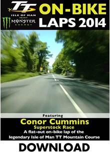 TT 2014 On-bike Laps Conor Cummins Senior Download