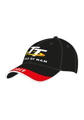 TT 2019 Cap Black and Red