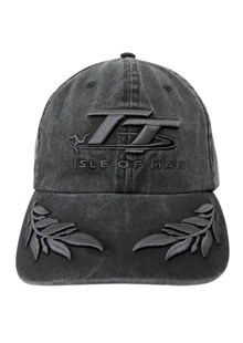 TT Cap Grey with Laurel