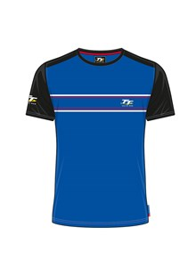 TT Custom T-shirt Blue