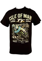 TT 2019 Bike 5 T-Shirt Black