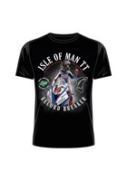 TT Hickman Record Breaker T-Shirt Black