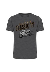 Classic TT T-Shirt Dark Heather
