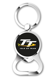 TT Bottle Opener Keyring