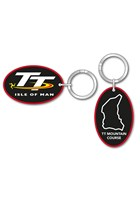 TT Keyring, Course Map