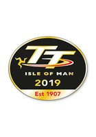TT 2019 Pin Badge