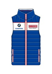 2019 Peter Hickman Smiths Racing Bodywarmer