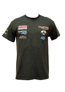 Trooper T-Shirt Dark Heather