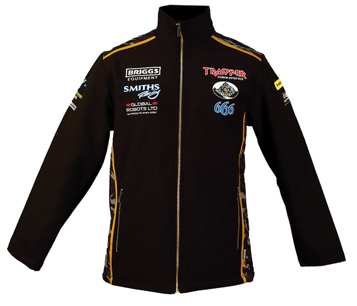 Trooper Softshell Jacket - click to enlarge