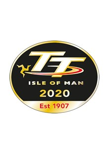 TT 2020 Pin Badge