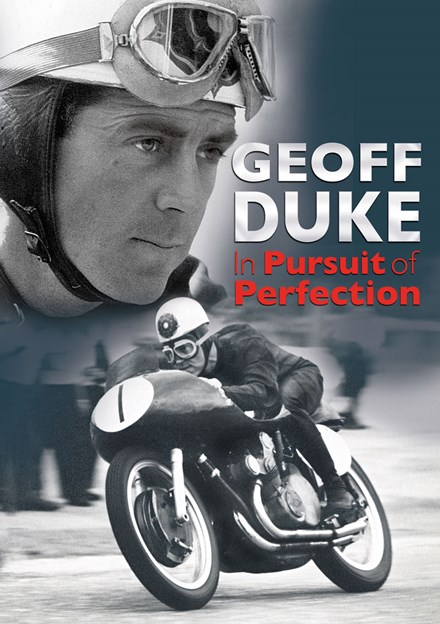 Geoff Duke In Pursuit of Perfection DVD