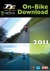 TT 2011 On Bike Amor follows McGuinness in Practice Download