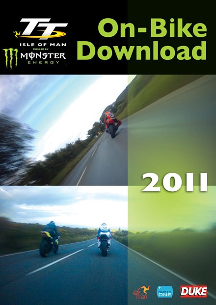TT 2011 On Bike Amor follows McGuinness in Practice Download - click to enlarge