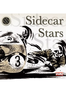 Sidecar Stars Audio CD