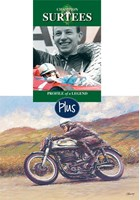 Signed John Surtees Print & Champion Surtees DVD