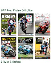 Road Race Collection 2017 with TT 2017 & Classic TT 2017 DVD