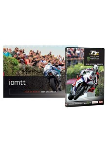 TT 2018 Review DVD & TT 2019 Wall Calendar
