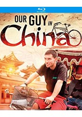 Guy Martin: Our Guy In China Blu-Ray
