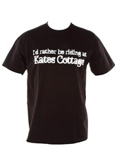 Kates Cottage Duke T-Shirt Black