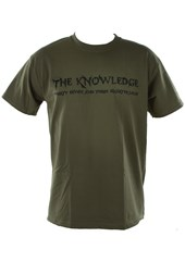 The Knowledge Duke T-Shirt Olive