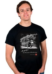 Geoff Duke: In Pursuit of Perfection T-Shirt