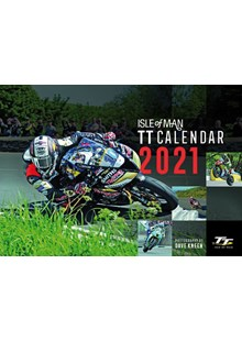 Isle of Man TT 2021 Calendar