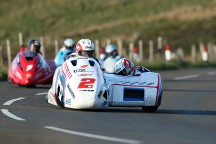 Birchall Brothers on the Mountain, TT 2016 - click to enlarge