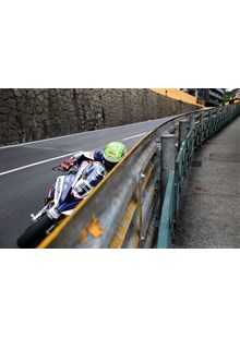 Gary Johnson Macau Grand Prix 2015