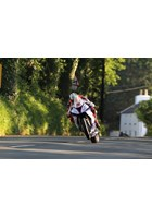 Peter Hickman, the fastest man in TT history Print