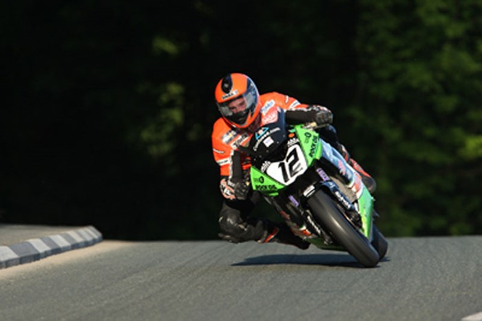 Ryan Farquhar Greeba 2010 Tuesday Practice - click to enlarge