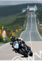 Bruce Anstey 2009 Supersport at the Creg