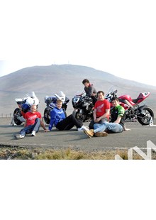 Heroes on the Mountain Course TT 2011