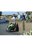 Michael Dunlop Southern 100 2011 Church Bends