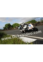 Michael Dunlop TT 2012 on his way to victory Supersport 2