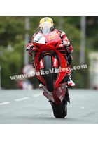 John McGuinness Joey Dunlop tribute TT 2013
