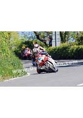 Dunlop leads McGuinness and Donald Tower Bends TT 2013