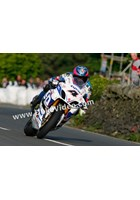 TT 2014 Guy Martin approaching Gooseneck