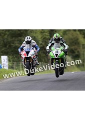 William Dunlop and Derek McGee Armoy Road Races