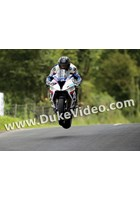 Guy Martin in action at Armoy Road races
