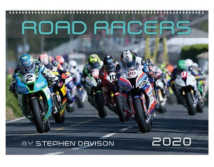 Road Racers 2020 Wall Calendar