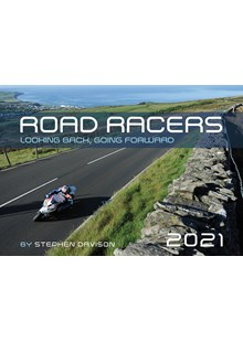 Road Racers 2021 Wall Calendar