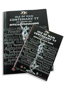Centenary TT 2007 Programme and Race Guide