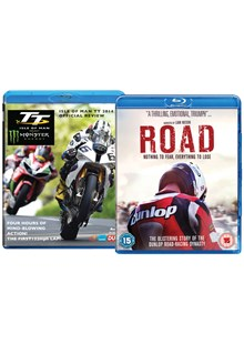 Road & TT Blu-ray double buy