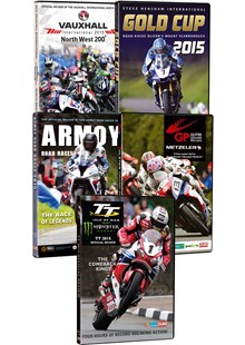 Road Race Collection Plus TT 2015